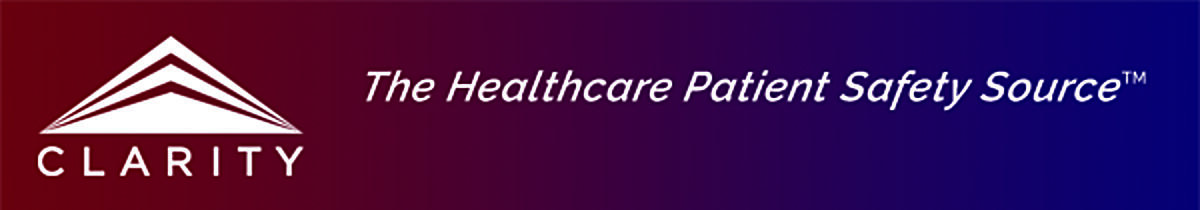 Clarity Group - The Healthcare Patient Safety Source