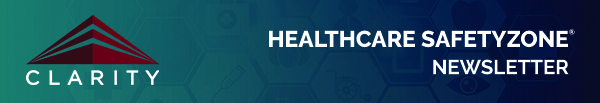 Clarity Healthcare SafetyZone Email Header 2020