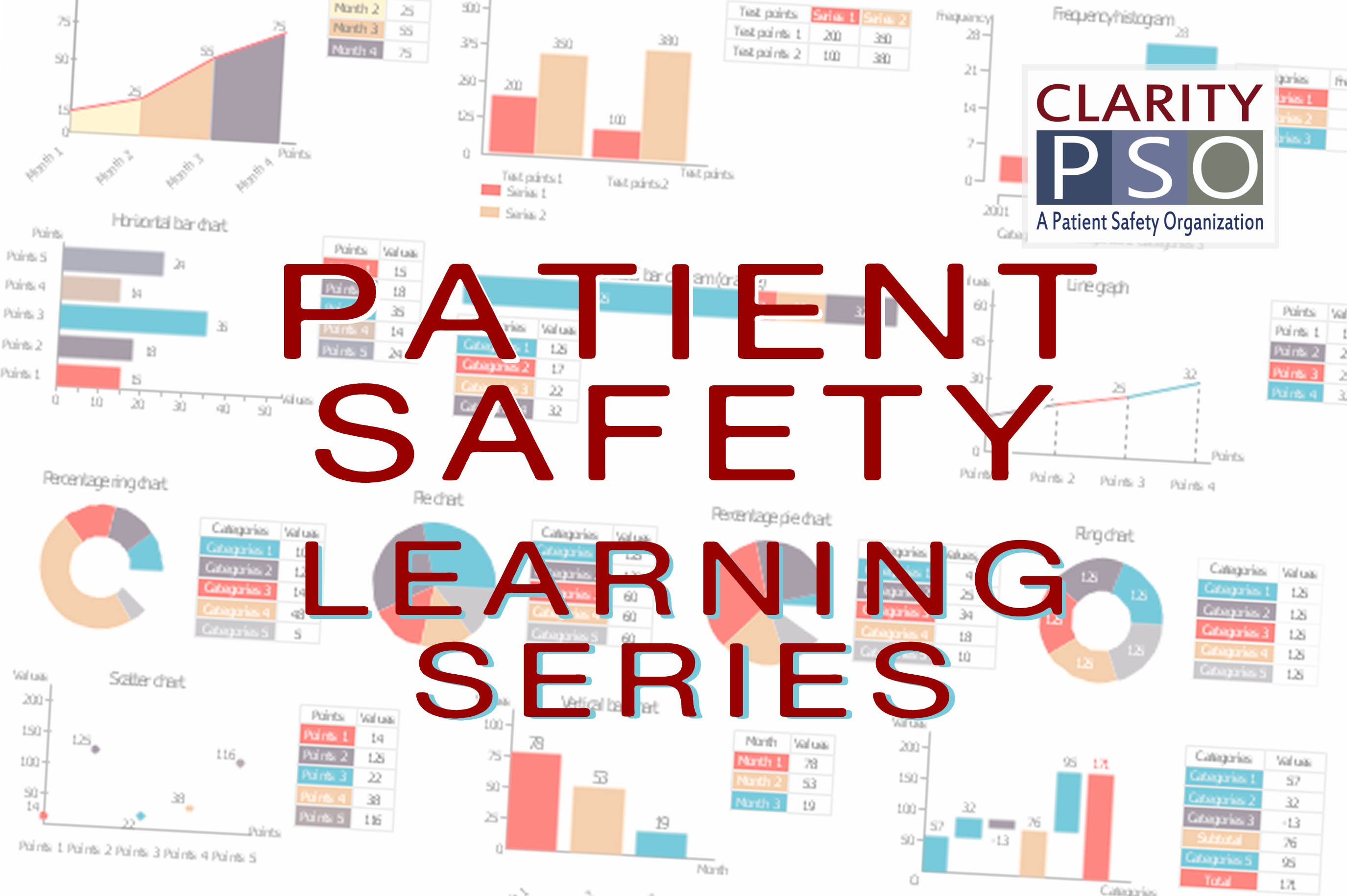 Clarity PSO Healthcare Patient Safety Learning Series
