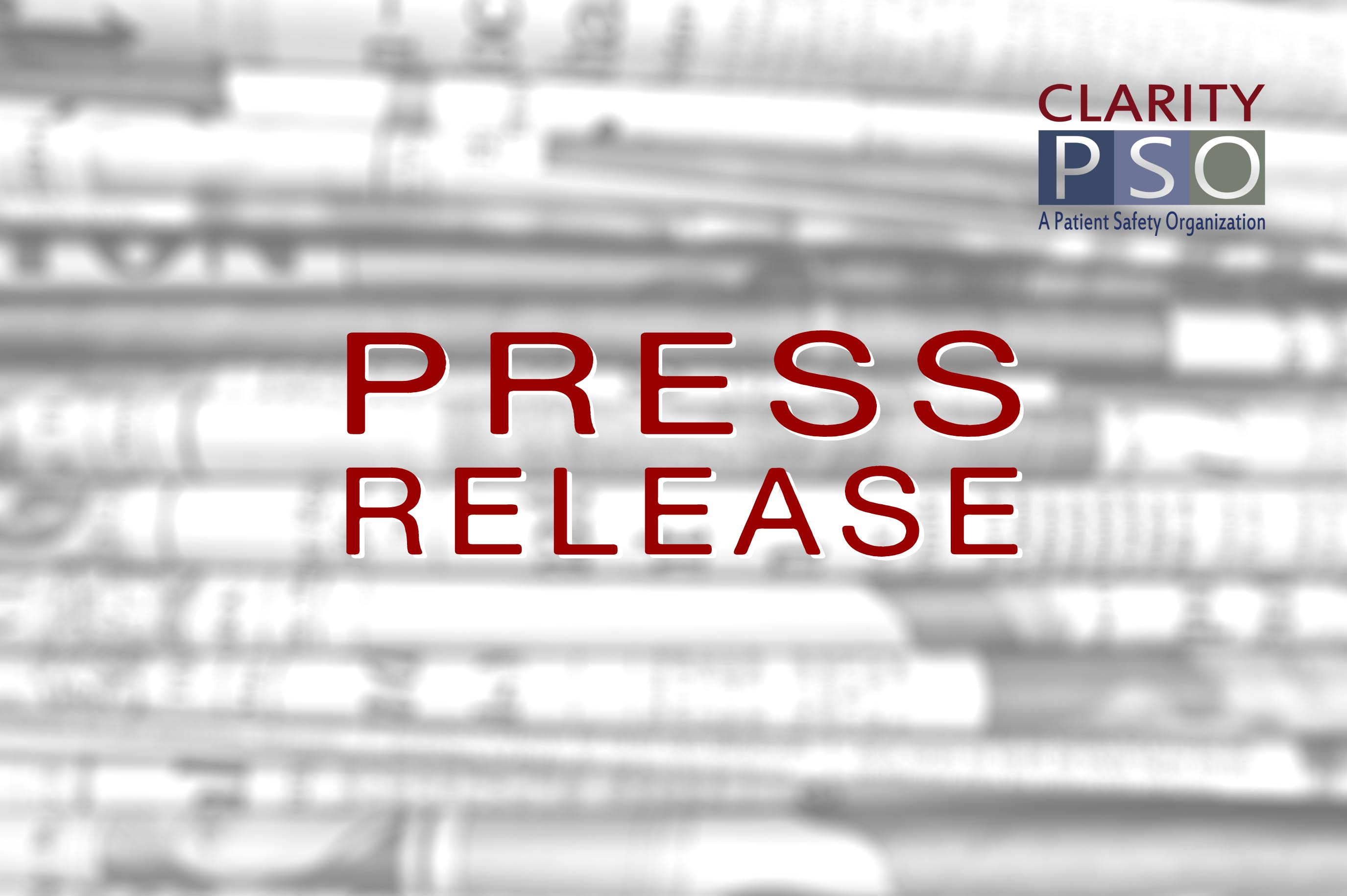 Clarity PSO Press Release